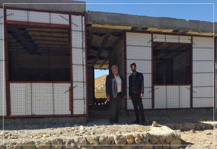 مدرسه سازی در خسرو آباد