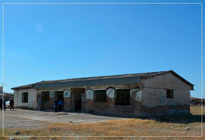 مدرسه سازی در آق قلا