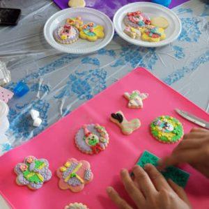 کارگاه شیرینی پزی