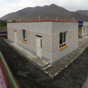 افتتاح مدرسه دلزی 1