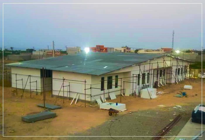 مدرسه رمین چابهار