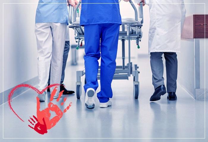 کمک مالی برین به بیمارستان رازی
